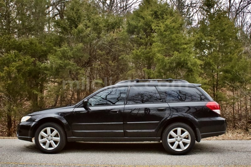 2009 Subaru Outback - Fort Knox - 1