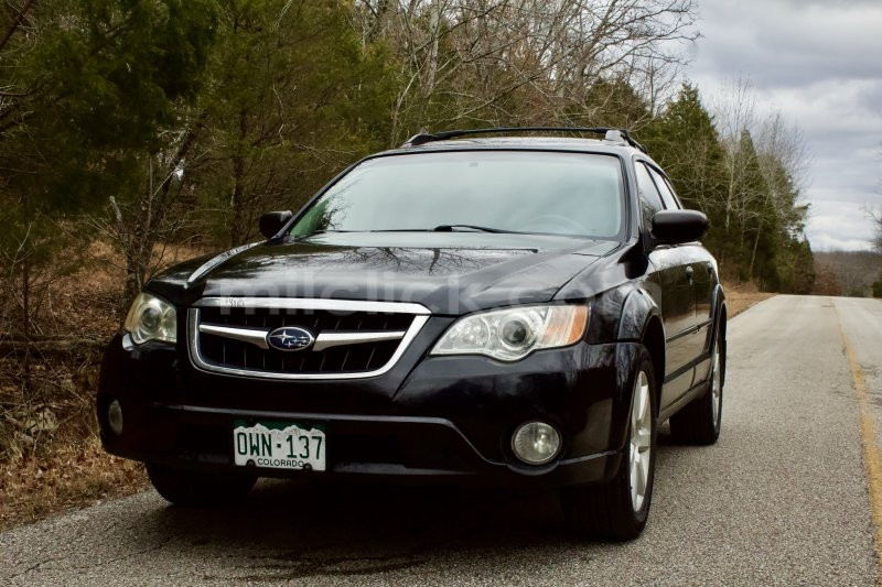 2009 Subaru Outback - Fort Knox - 2