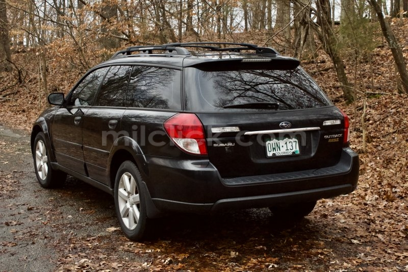 2009 Subaru Outback - Fort Knox - 3